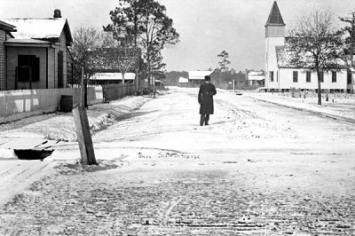 Florida Blizzard of 1899